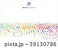アミメ パターン 柄のイラスト 39130786