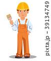 ビルダー 建築業者 建設業者のイラスト 39134749