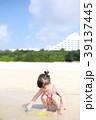 ビーチ 砂浜 水着の写真 39137445