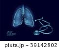 聴診器 バックグラウンド バックグランドのイラスト 39142802