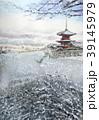 清水寺 雪景色 京都観光 39145979