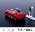 自動運転 急速充電 自動車のイラスト 39146031