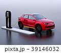 自動運転 急速充電 自動車のイラスト 39146032