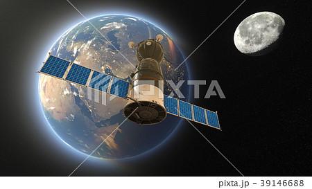人工衛星 39146688