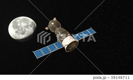 人工衛星 39146711