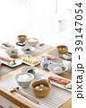 キッチンの和朝食 39147054