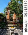 バリ ヒンドゥー寺院の門 39148439