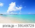 沖縄の美しいビーチ 39149729
