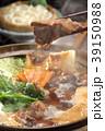 鍋物 食べ物 料理 なべ 鴨鍋 日本料理 和 冬 鴨 鳥料理  39150988
