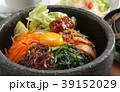 韓国料理 ビビンバ 丼 丼物 韓国 コチュジャン 定食 ピリ辛料理 ご飯 39152029