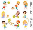 子供 スポーツ 小さいのイラスト 39152909