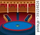 シアター 劇場 市民劇場のイラスト 39154626