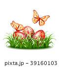 たまご 卵 イースターのイラスト 39160103