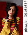 若い 若 モデルの写真 39161637