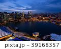 シンガポール・マリーナベイの夜景 39168357