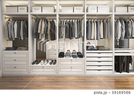 modern wardrobe nice tone wood walk in closet 39169566