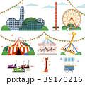 楽しみ 娯楽 遊戯のイラスト 39170216