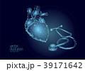 聴診器 バックグラウンド バックグランドのイラスト 39171642