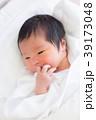 赤ちゃん 女性 アジア人の写真 39173048
