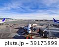 飛行機 空港 航空機の写真 39173899