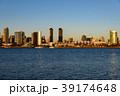 サンディエゴ ダウンタウン 都市風景の写真 39174648