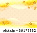背景 和柄 和風のイラスト 39175332