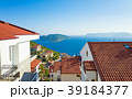 Beautiful white houses with amazing sea view 39184377