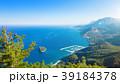 Aerial view of Antalya Rat Island, Turkey 39184378