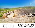 Amphitheater in Hierapolis near Pammukale, Turkey 39184382