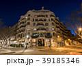 バルセロナ カサ・ミラ 39185346