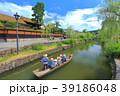 倉敷 美観地区 倉敷川の写真 39186048