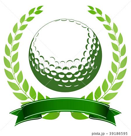 ゴルフボール 39186595