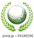 ゴルフボール ゴルフ スポーツのイラスト 39186596