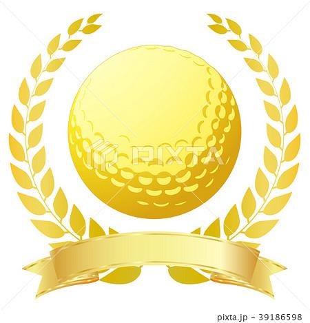 ゴルフボール 39186598