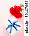 カーネーション 花 母の日の写真 39187962