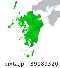 九州地図 39189320