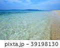 海 ビーチ 波打ち際の写真 39198130
