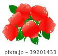 薔薇 バラ 花のイラスト 39201433