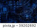 ネットワーク テクノロジー デジタルのイラスト 39202692