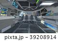 宇宙船 宇宙基地 スペースシップのイラスト 39208914
