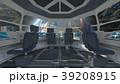 宇宙船 宇宙基地 スペースシップのイラスト 39208915