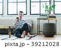 スマートフォン 男性 若いの写真 39212028