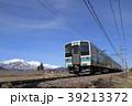 大糸線 ローカル線 電車の写真 39213372