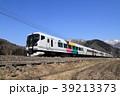 大糸線 ローカル線 電車の写真 39213373