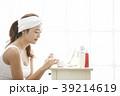 女性 スキンケア 化粧の写真 39214619