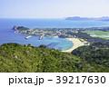福岡県糸島市 立石山からの美しい景色 39217630