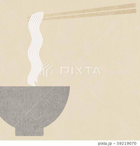 背景-和紙-麺 39219070