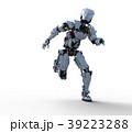 人型ロボット perming3DCGイラスト素材 39223288