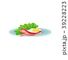 たまご 卵 玉子のイラスト 39228223