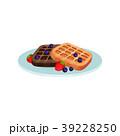 ベクトル 食 料理のイラスト 39228250
